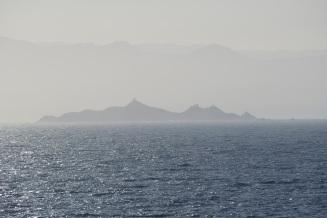 Les côtes Corses